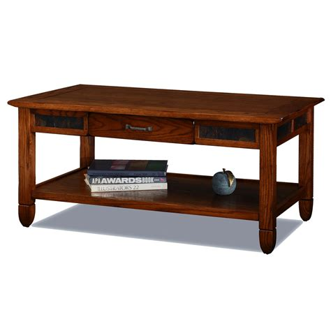Oak Storage Coffee Table   Sears.com