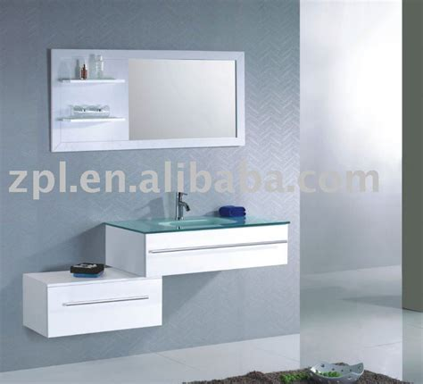 modern hanging bathroom vanity