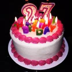 kuchen geburtstag 27th birthday cake images happy birthday cake images
