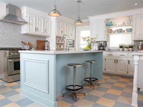 update white kitchen cabinets 13 almost free kitchen updates hgtv