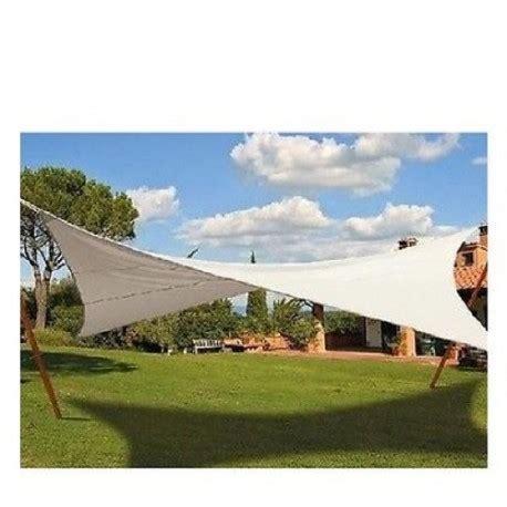 vela tenda vela tenda telo ombreggiante quadrata 5x5 mt 500x500