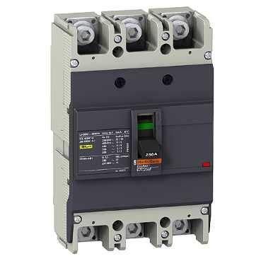 Mccb Schneider Easypact Ezc100n 3p 15a Ezc100n3015 easypact ezc250f tmd mccb 3p 150a power circuit breaker