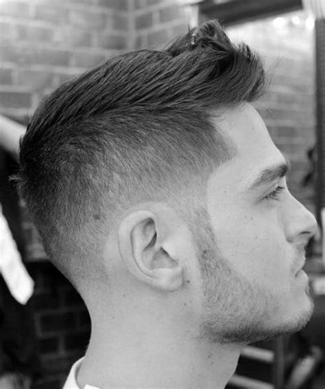 book of hairstyles for guys short fohawk with fade demo book fohawk pinterest