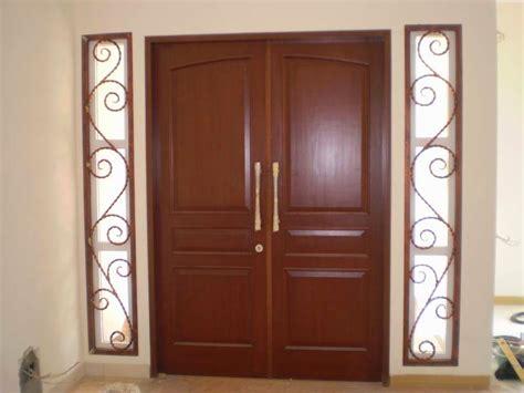 model pintu rumah minimalis modern terbaru  cantik