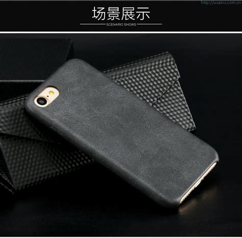 Cover Usams Bob Series Pu Leather Syntetic Luxury Samsung S8 Plus usams apple iphone 7 plus bob series leather cover