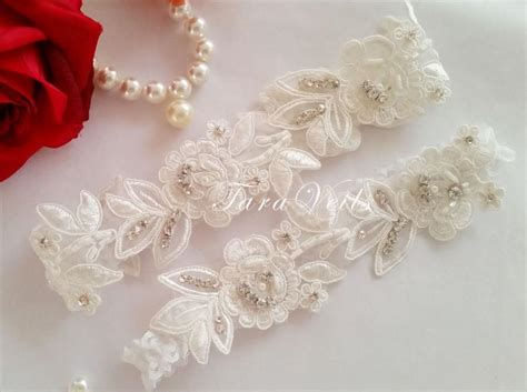 bridal wedding garters wedding bridal rhinestone garter wedding garters