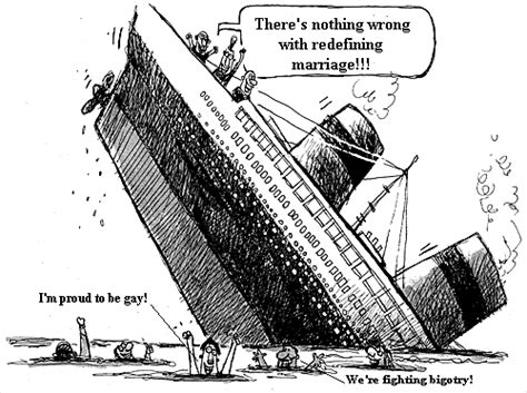 Revisionist view of marriage