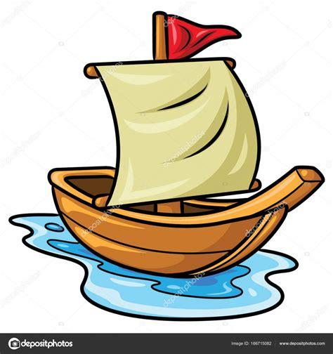 cartoon sailboat vector sailboat cute cartoon stock vector 169 rubynurbaidi 166715082