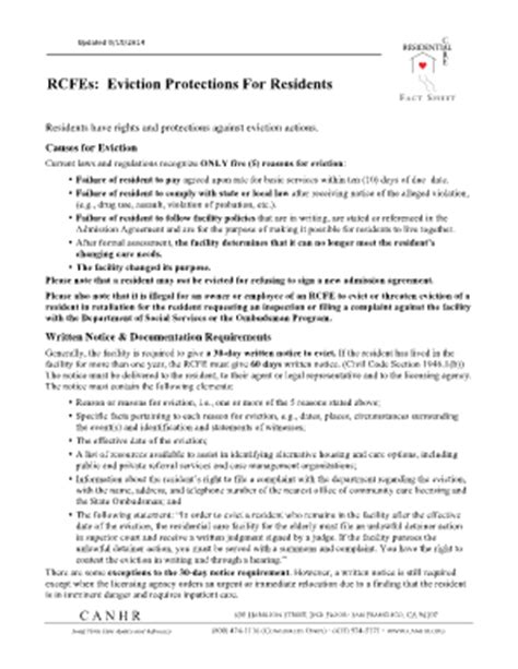 civil code section 1954 california 3 day eviction notice form pdf templates