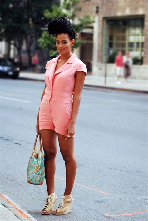 Solange Knowles Wardrobe by Fashion Tricks Style Solange Knowles