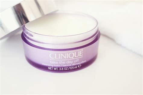 Clinique Cleansing Balm the review clinique take the day cleansing balm