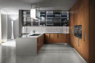 Italian Kitchen Design Barrique Modern Italian Kitchen Design