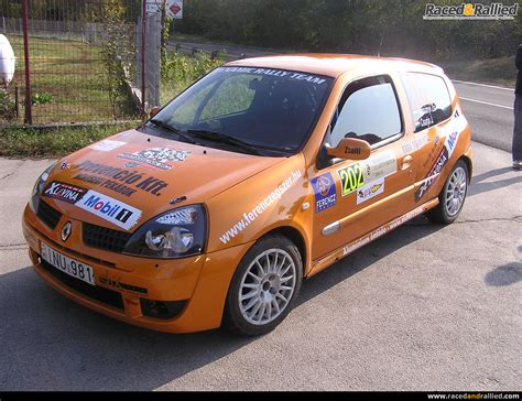 renault clio rally car renault clio rs gra rally cars for sale at raced