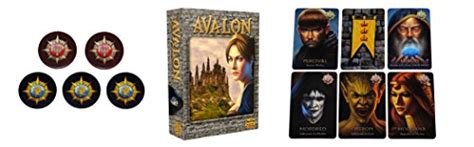 The Resistance Avalon Social Deduction Original Usa the resistance avalon social deduction import it all