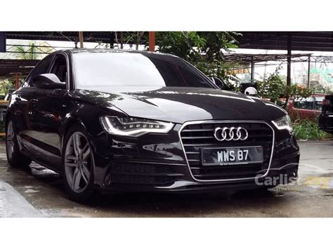 2013 Audi A6 2 0 Tfsi audi a6 2013 tfsi 2 0 in kuala lumpur automatic sedan