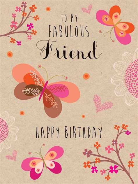 Happy Birthday To My Friend Cards Template by Birthday And Happy Birthday Image Birthday Cards