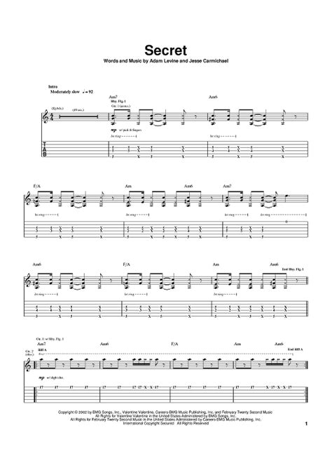 secret piano tabs secret sheet for piano and more