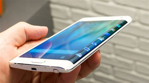 Samsung Note Edge galaxy note 7 podr 237 a tener pantalla dual edge