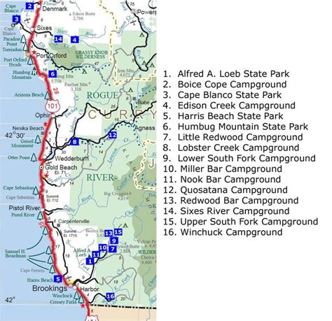 map of oregon national parks 1000 images about cing in 2015 s oregon coast on