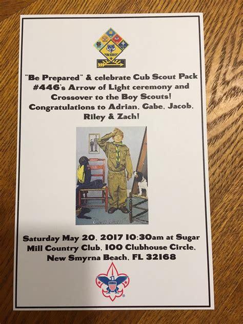 arrow  light ceremony invitation arrow  lights