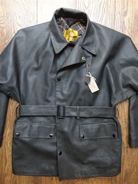 motorcycle biker jacket vintage 1950s 50s rare original belstaff black prince