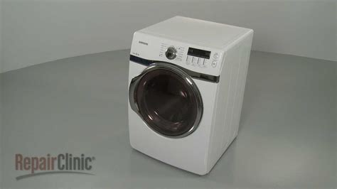 Samsung Dryer Troubleshooting by Samsung Electric Dryer Disassembly Dryer Repair Help