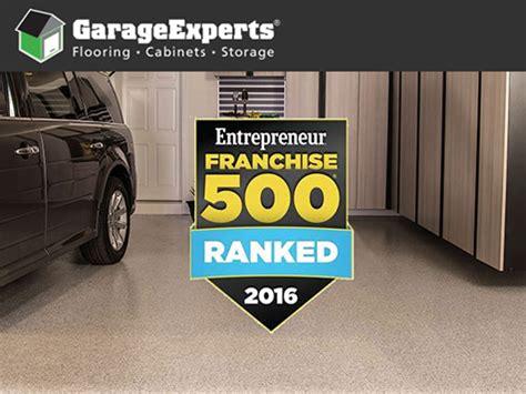 Franchise Garage by Garage Experts Garage Makeover Business