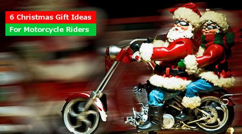 6 christmas gift ideas for motorcycle riders motorcycle