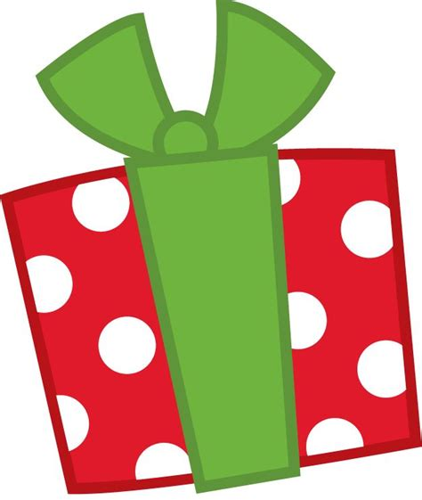Present christmas t clipart many interesting cliparts