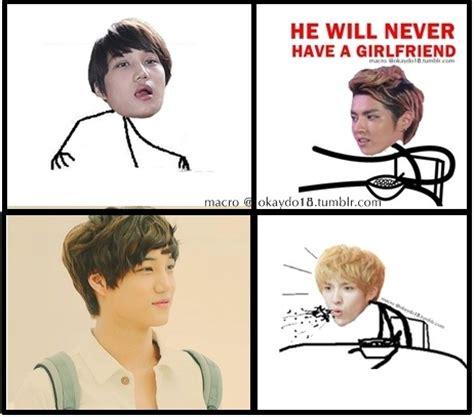 Tumblr Memes - exo meme on tumblr