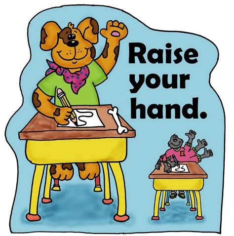 Imagenes De Ingles Raise Your Hand   te cuento un cuento ingl 233 s para peques