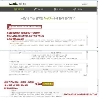 cara untuk membuat nama korea tutorial membuat akun melon korea dan cara vote di show