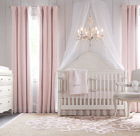 moms pink  gray baby girl bedrooms