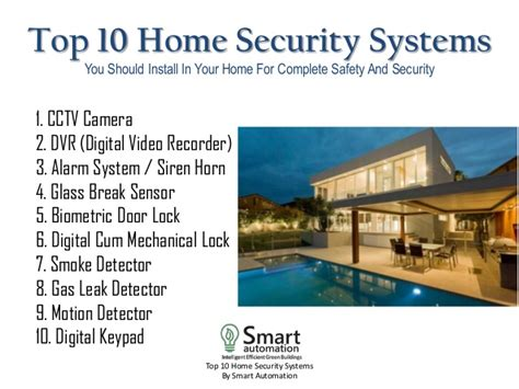 best home security and automation systems 28 images 7