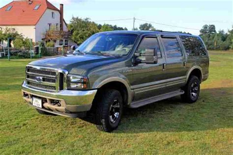 Ford 6 8 V10 by Ford Excursion Limited V10 6 8 Liter Lpg Die Besten