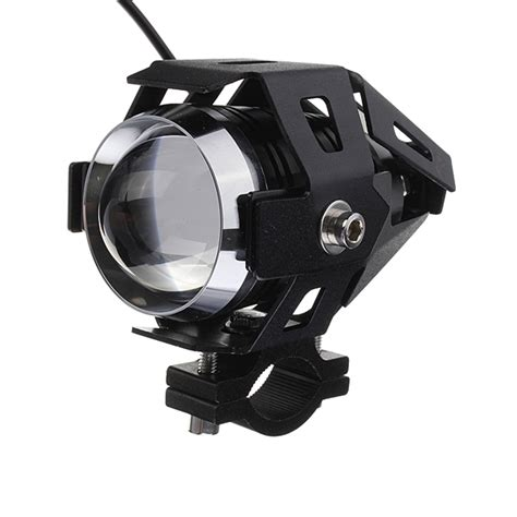 u5 motorcycle led headlight waterproof high power spot