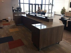 14 welcome desk with removable ends envisionary images