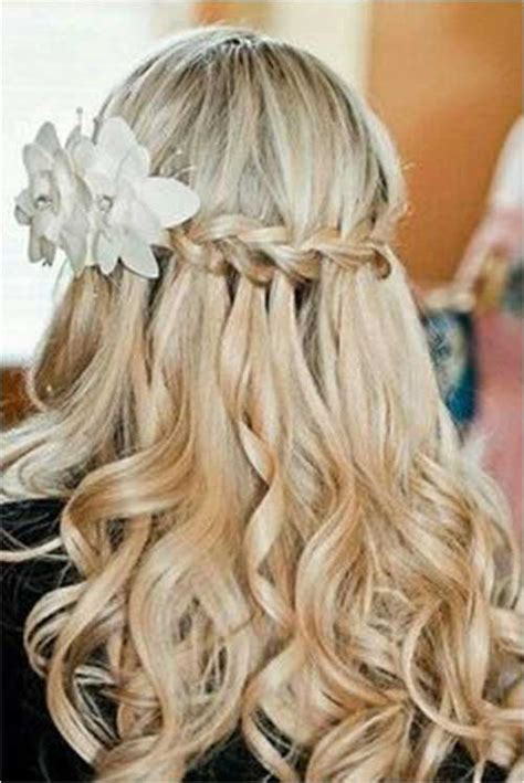 flower girl hairstyles curly 15 flower girl hairstyles long hairstyles 2016 2017