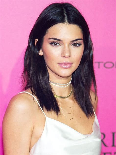 Kendall Jenner Hairstyles by 5 Haircuts That Got Us Shook Tongue In Chic