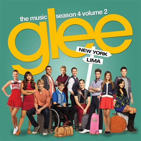 Cd Glee Cast The Season One Volume 2 glee the season 4 vol 2 by benjagleek on deviantart