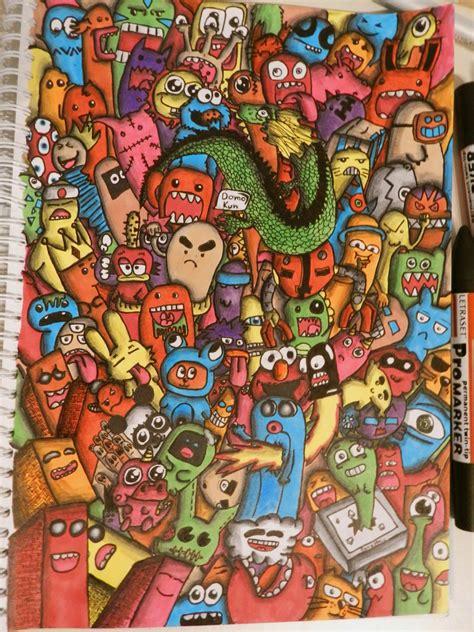 doodle creatures doodle creatures ru by zorrodoodle on deviantart