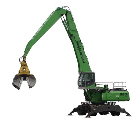 new and used material handlers for sale ape crane sales leasing