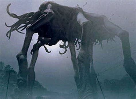 film giant monster why i say that about the mist it rains you get wet