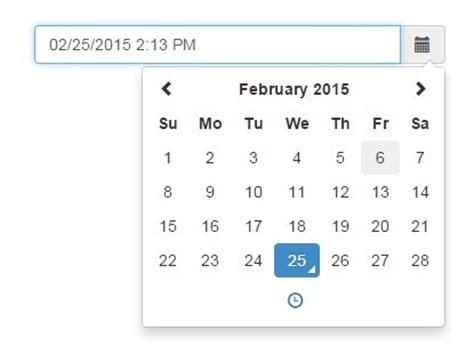 format date value javascript clean date time picker with jquery and bootstrap 3