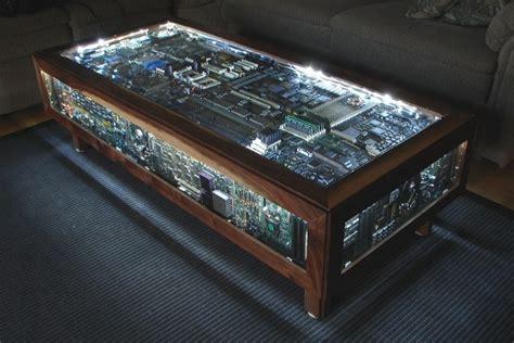 table basse ordinateur 20 tables basses uniques et design