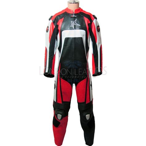 red leather motorcycle rtx ktm pro red motorcycle leather suit
