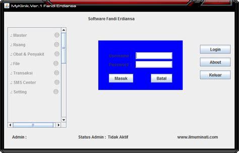 membuat aplikasi virus album cyber membuat aplikasi klinik menggunakan java netbeans