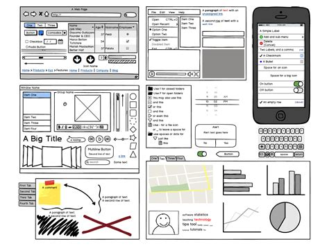 5 best wireframing tools for 2016 notes on design - Best Wireframe Tool