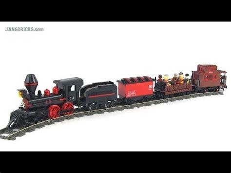 lego moc: steam train version 1, 4 4 0 locomotive youtube