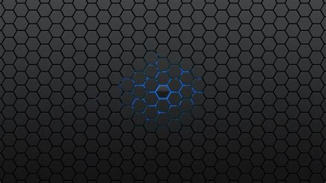 honeycomb grey pattern wallpapers wide screen wallpapers